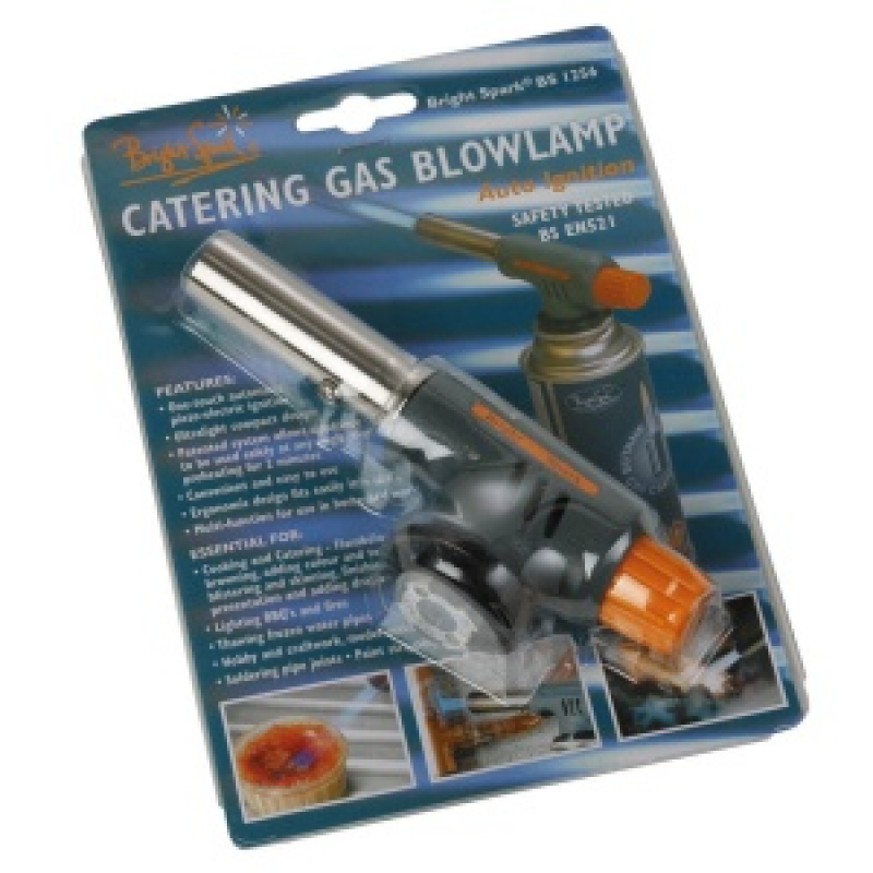 Birgh Spark Catering Gas Blowlamp KP01006 1,6 kW