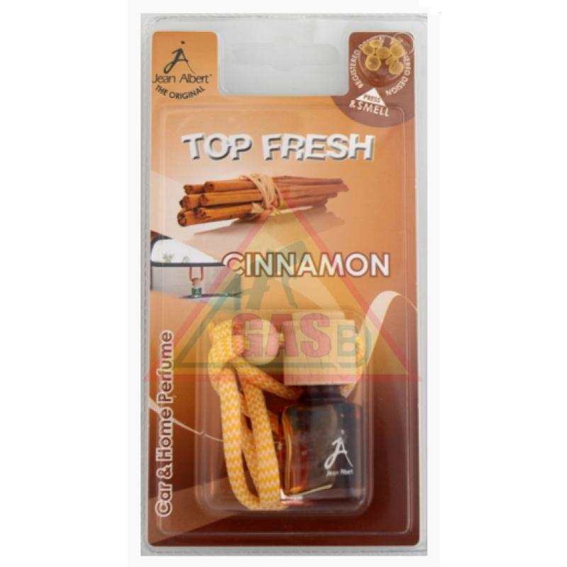 Jean Albert Osviežovač Top Fresh Cinamon 4,5ml