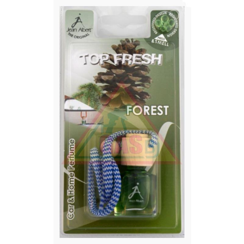 Jean Albert Osviežovač Top Fresh Forest 4,5ml