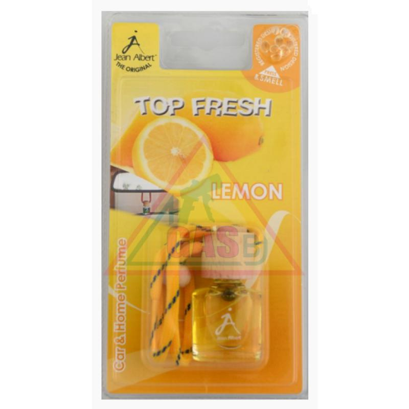 Jean Albert Osviežovač Top Fresh Lemon 4,5ml
