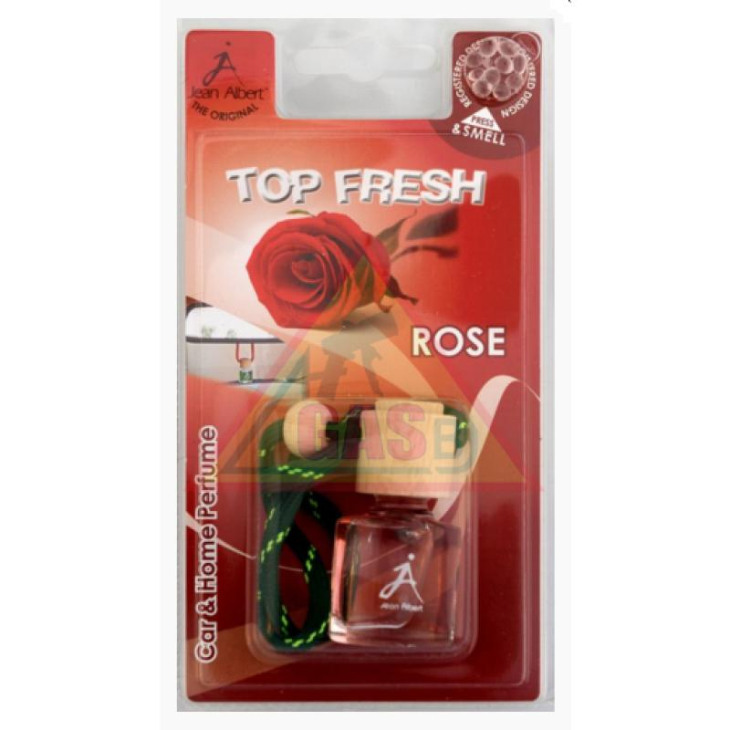 Jean Albert Osviežovač Top Fresh Rose 4,5ml