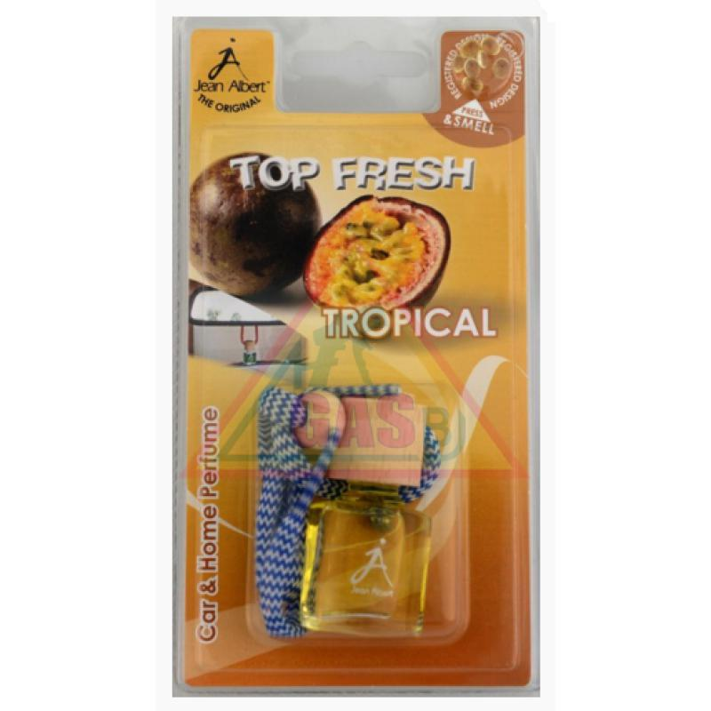 Jean Albert Osviežovač Top Fresh Tropical 4,5ml