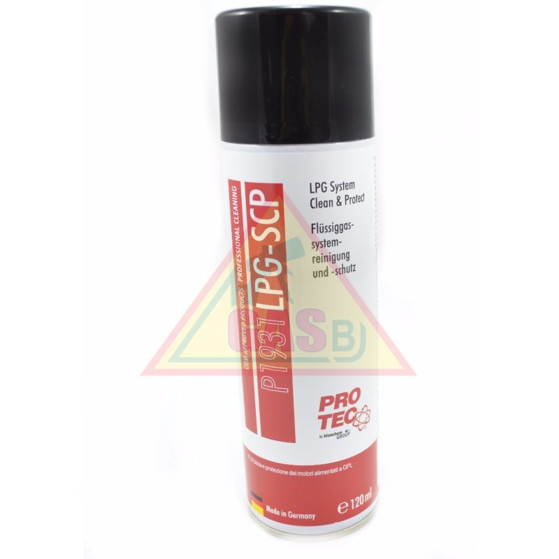 Pro-Tec LPG system clean & protect, 120ml